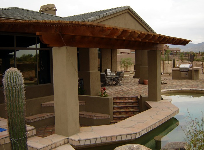 22 Awesome Pergola Patio Ideas 101 Recycled Crafts