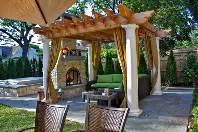 Awesome Pergola Patio Ideas 7 101 Recycled Crafts