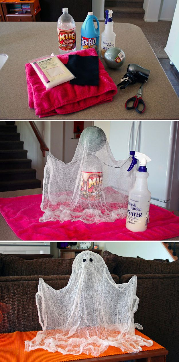 21 DIY Ideas To Save Money This Halloween