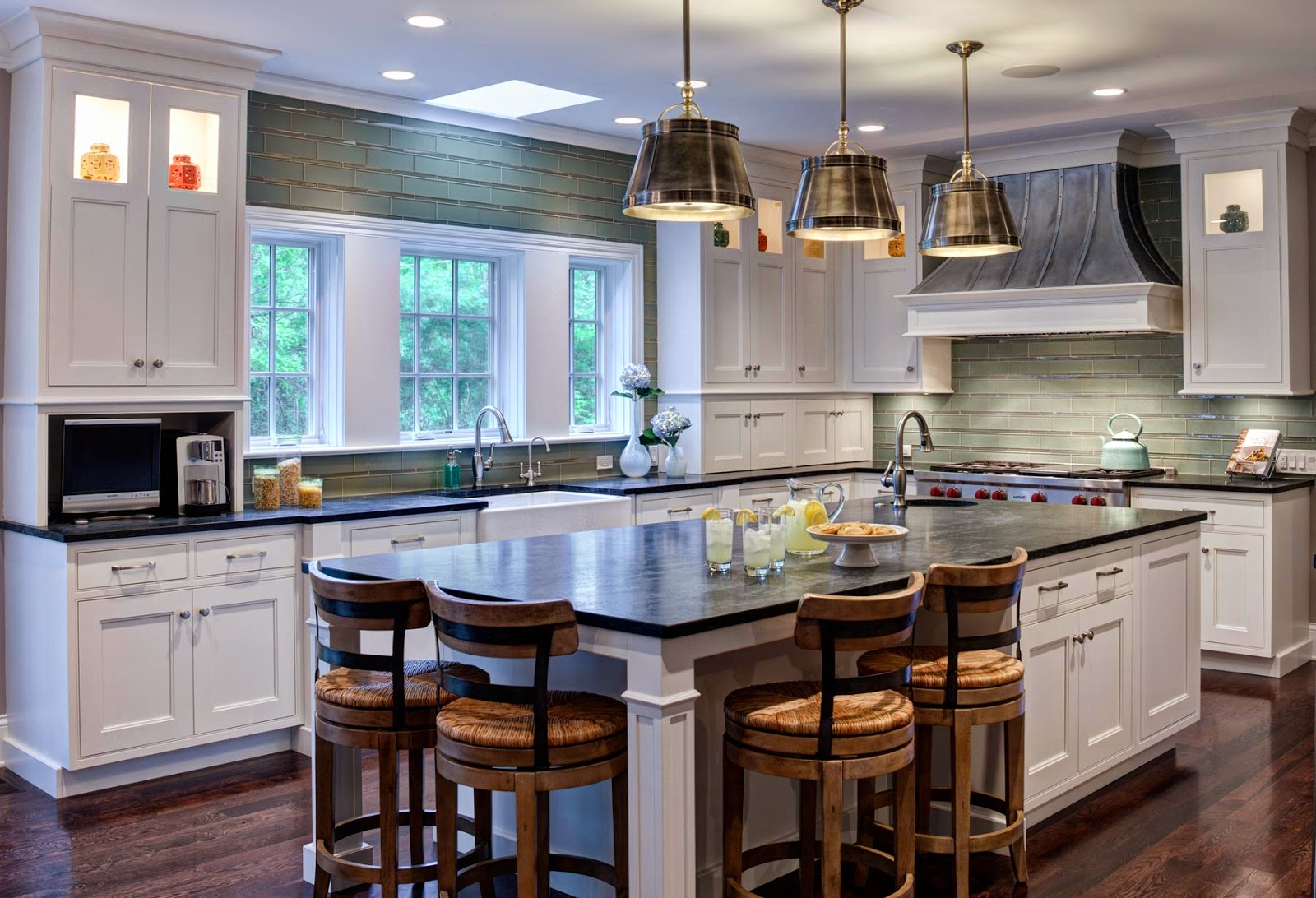 21 American Style Kitchens 101 Recycled Crafts