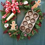 25 Christmas Wreaths decorate your outdoors and offer an inviting appeal