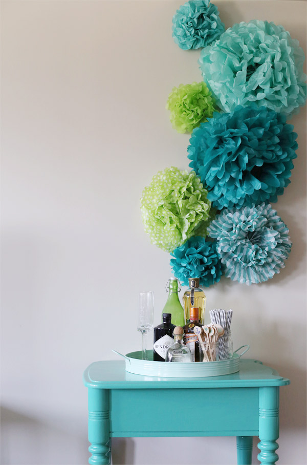 c67704115d04 Make an occasion extra special with DIY Tissue Pom Poms - 101 ...