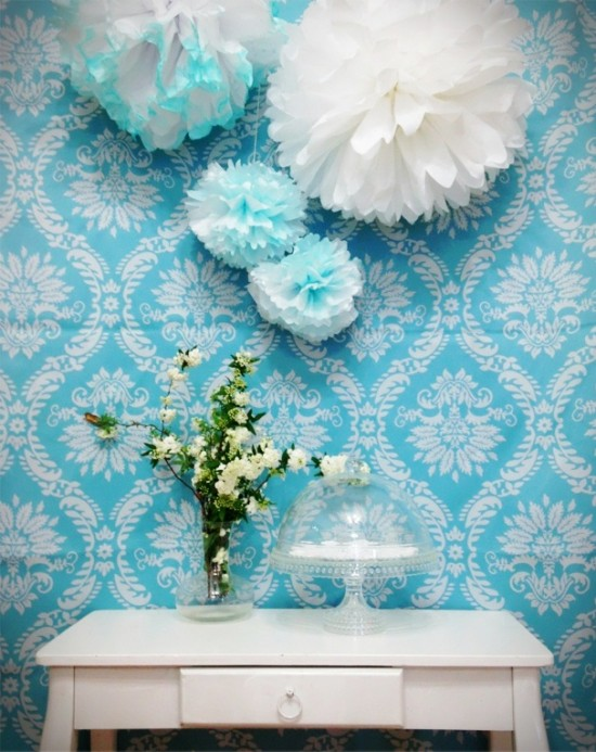 Make an occasion extra special with DIY Tissue Pom Poms