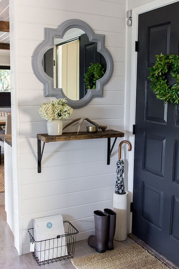20 top entryway ideas 101 recycled crafts