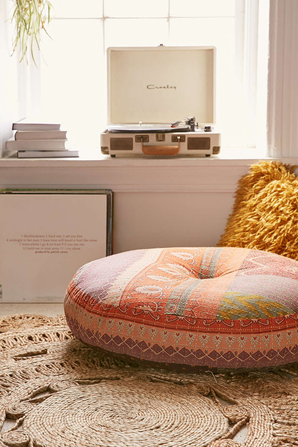 21 Chic And Cozy Floor Pillows