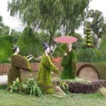 16 Creatively Designed Topiary ideas