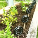 18 Garden marker ideas