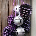 Creative ideas- Pinecone Christmas crafts