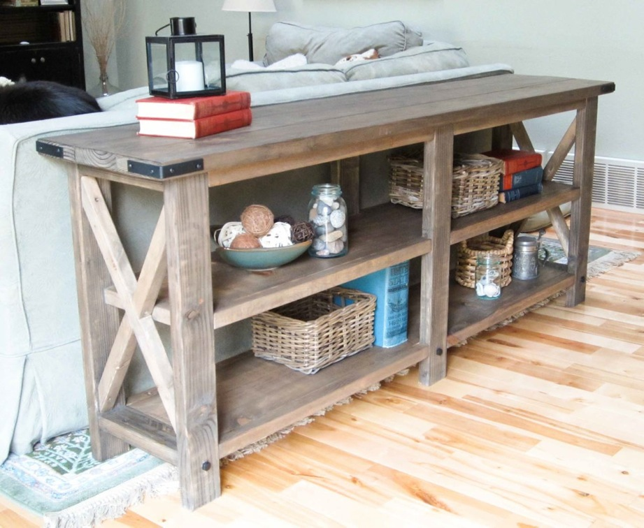 10 Diy Sofa Table Ideas 101 Recycled Crafts