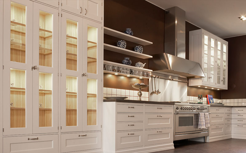 21 American Style Kitchens
