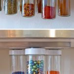 22 DIY Kitchen Storages