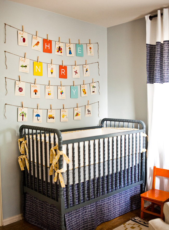 21 Nursery Decor Ideas